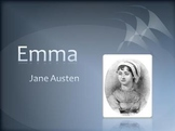 """Emma"" by Jane Austen, Powerpoint Presentation"