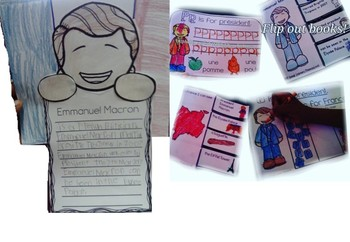 Emmanuel Macron Homeschool History mini pack