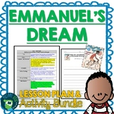 Emmanuel's Dream by Laurie Ann Thompson Lesson Plan and Activities