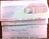Emmett Till, Kanye and Dylan: The Amazing Inquiry Flipbook! BUNDLED lesson & PPT