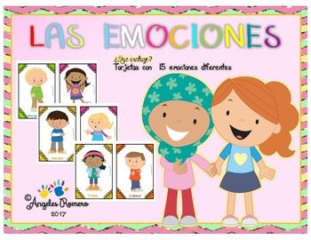 Emociones- Kari Bolt- Spanish resource