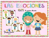 Emociones- Kari Bolt- Spanish resource