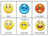 Emociones y Sentimientos Escribiendo alrededor del salón