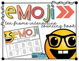 Emoji 10 Frame Counting Interactive Book