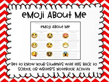 Emoji About Me