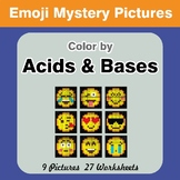 Emoji: Acids & Bases - Mystery Pictures