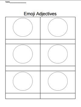 Emoji Adjectives