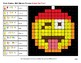 Emoji Algebra: Expressions with 2 variables - Christmas Emoji Color By Number
