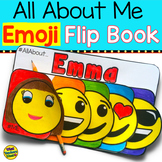 Emoji - All About Me Flip Book