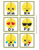 Emoji Alphabet Letter Match Puzzles