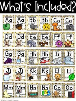 Emoji Alphabet Posters - Emoji Decor