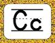 Emoji Alphabet Set - Classroom Decor