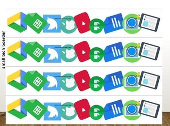 Emoji, App, Tech Classroom Decor