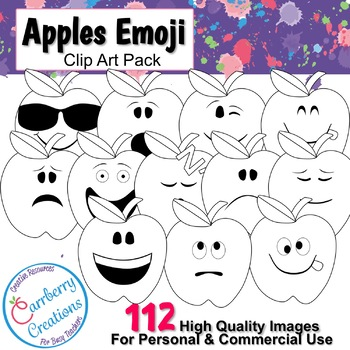 Emoji Clipart for Commercial Use
