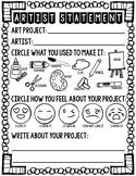 Emoji Artist Statement / Critique / Self Assesment