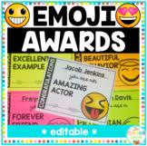 Emoji Awards End of the Year Awards