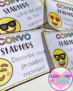 Emoji Back to School BUNDLE