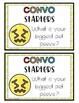 Emoji Back to School Conversation Starters