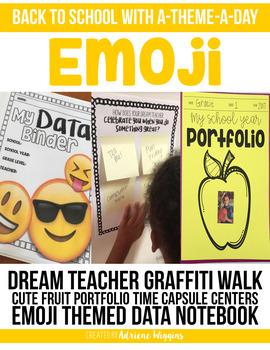 Emoji Back to School Theme Day