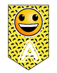 Emoji Banner- Alphabet Letters, Numbers and MORE!