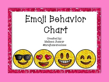 Emoji Behavior Chart