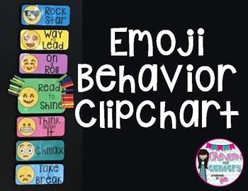 Emoji Behavior Clipchart
