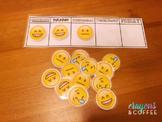 Emoji Behavior Management Chart