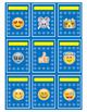 Emoji Behavior Punch Card