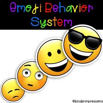 Emoji Behavior System BUNDLE