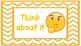 Emoji Behaviour Management Chart