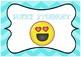 Emoji Behaviour Chart