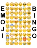 Emoji Bingo and Matching Games