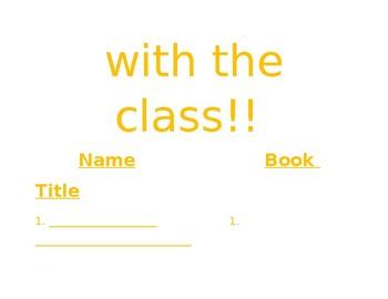 Emoji Book List