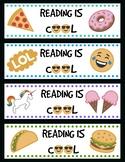 Emoji Book Marks