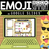 Emoji Book Summaries on Google Slides