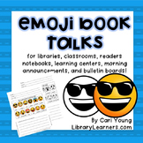 Emoji Book Talks for School Libraries and Classroom Teachers to Promote Reading