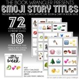 Emoji Book Title Challenge
