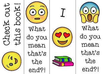 Emoji Bookmarks