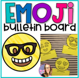 Emoji Bulletin Board for Back to School