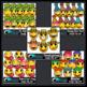 Holiday Emoji Clip Art Bundle