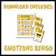 Emoji Bundle Pack For Social-Emotional Learning