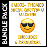 Emoji Bundle Pack For Social-Emotional Learning