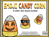 Emoji Candy Corn Letter & Sounds