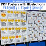 Emoji Character Feelings & Traits