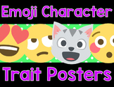Emoji Character Trait Posters