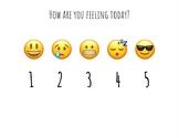 Emoji Check-In