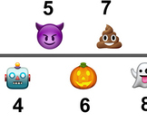 Emoji Check-In Scale for SEL (Social Emotional Learning)
