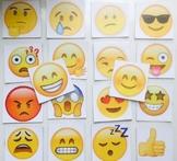 Emoji Check In Set