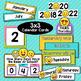 Emoji Theme Classroom Decor Calendar