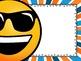 Emoji Classroom Decor: Editable Table Signs